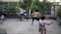 Shaolin Kung Fu girls School Student fight 1 vs 6 people - martial arts 2 ✔