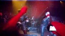 Dark Funeral 13.09.2015 in Saint Petersburg. Begin of the Black Metal Concert.