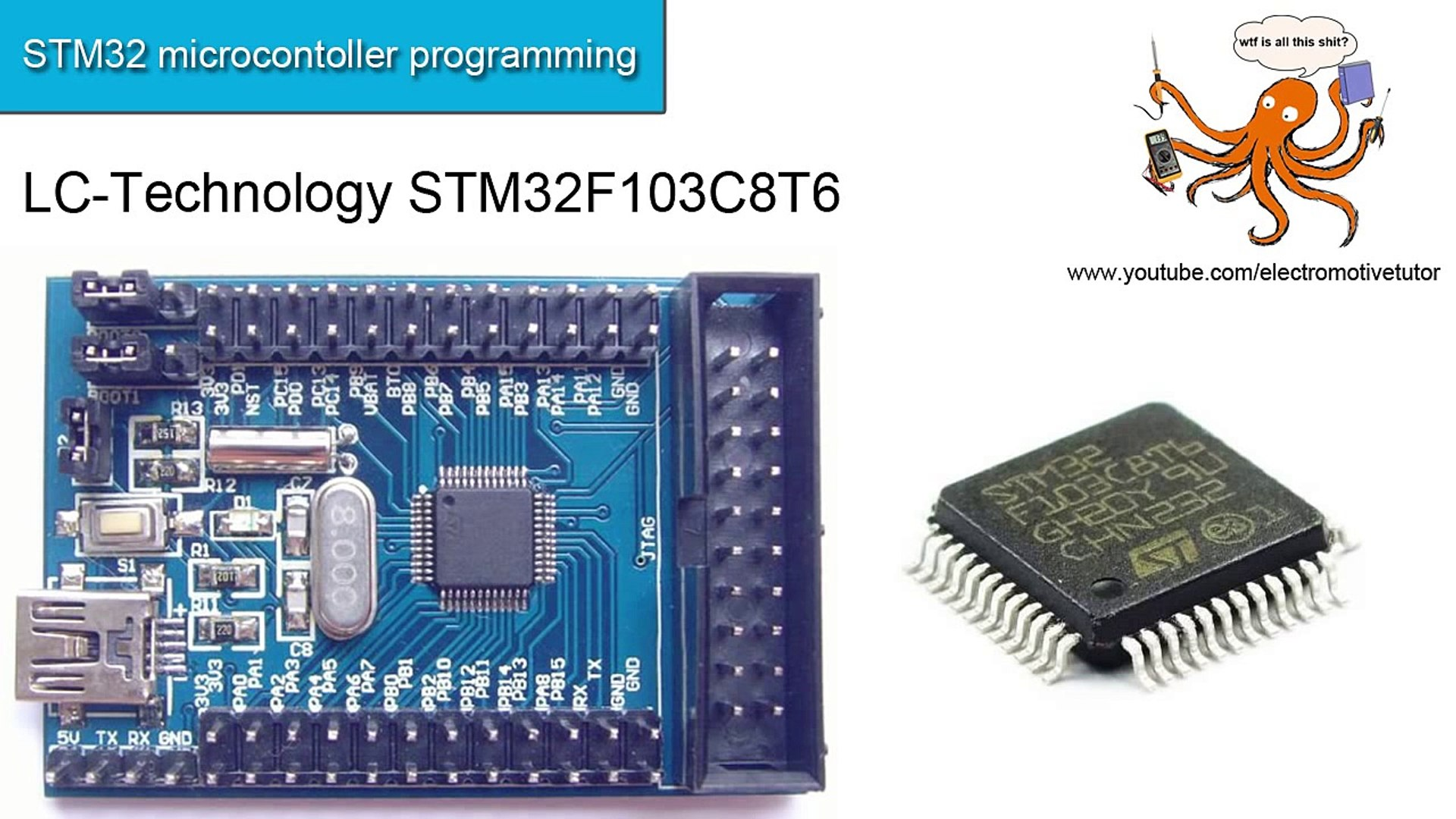 STM32 tutorial part 1 - Set up a project in KEIL μVision