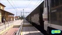 Adif/Renfe- 251+SIDERURGICO y 252+Arco Intercity por la estacion de Almansa