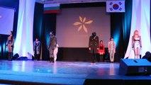 MOD - Xia - Flower 준수 - 꽃 - Dance cover [K-pop World Festival 2015]