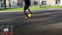 FIFA STREET Real life crazy skills trick street skills Ronaldo Neymar Messi skills BY SFT FOOTBALL