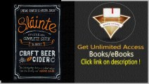 Slainte The Complete Guide to Irish Craft Beer and Cider PDF