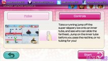 Wii PARTY U   Super Snow Sliders Minigame   Gameplay/Commentary Dazran303 [HD]