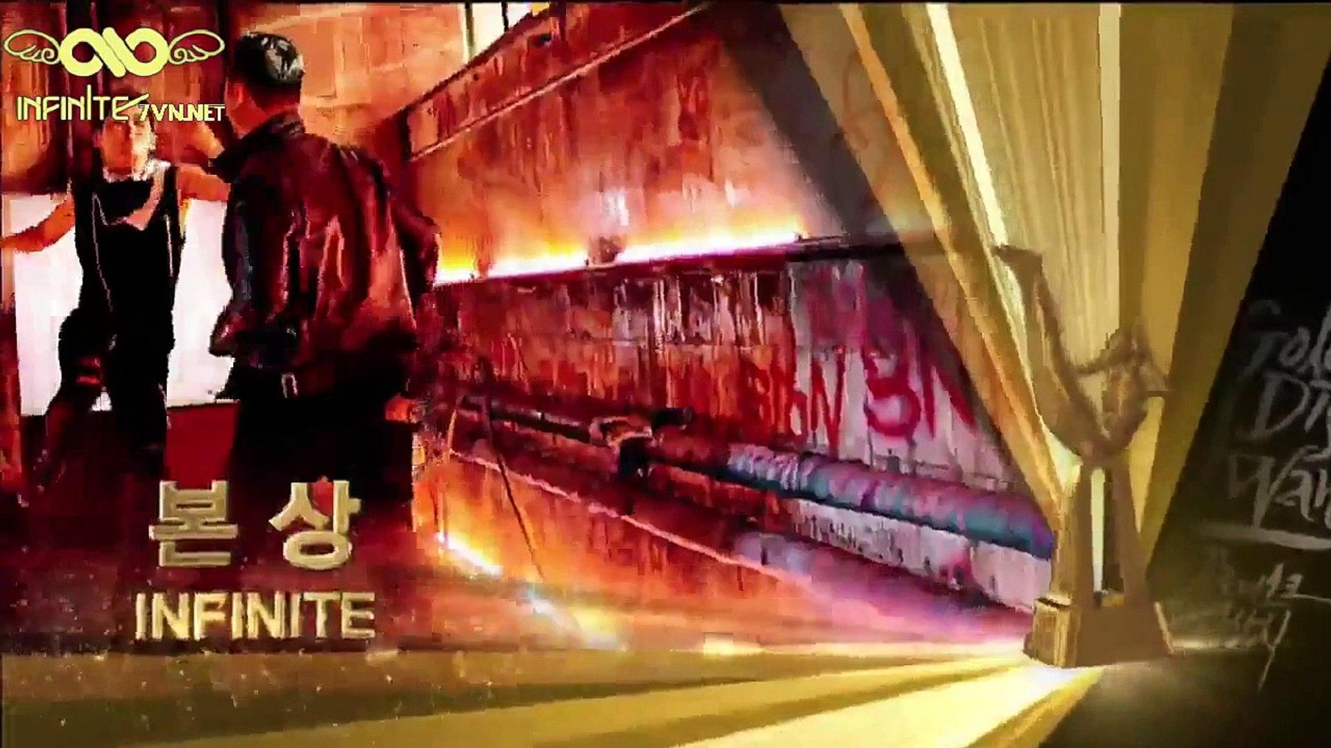 [Vietsub] 150115 29th Golden Disk Award - INFINITE Disk Bonsang Awards