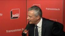 """Bruno Le Maire : """"La France doit mettre tous ses alliés au pied du mur : nous devons sortir des ambigüités"""""""
