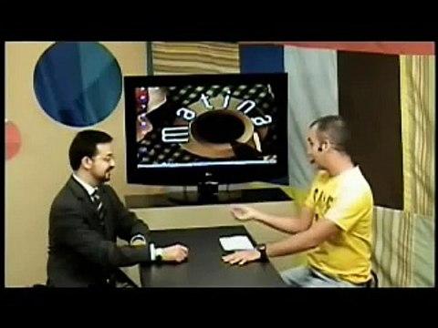 Calvície e Implante Capilar com o Dr. Márcio Crisóstomo no Programa Matina - Parte 1