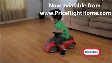 Little Tikes Sports Coupe Red and Pink
