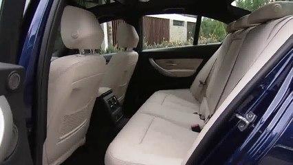 2015 BMW 340i Sedan Sport Line Interior