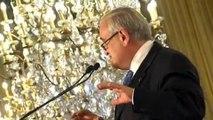 Forum francophone préparatoire à RIO+20, discours de M. Jean-Pierre Raffarin