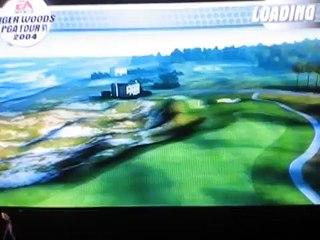 Tiger Woods PGA Tour 2004 Par 3 Hole in One