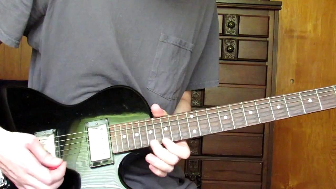 Instrumental Electric Guitar 6
