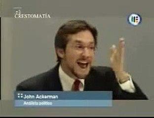 John Ackerman y Zepeda Patterson vs Reyes-Heroles y Silva Herzog en el debate petrolero (3/6)