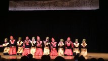 Saman Dance - Mt. Fuji Japanese Language School, Fuji Shizuoka サマン踊 - 富士山日本語学校 - 第一回感謝祭, 富士, 静岡