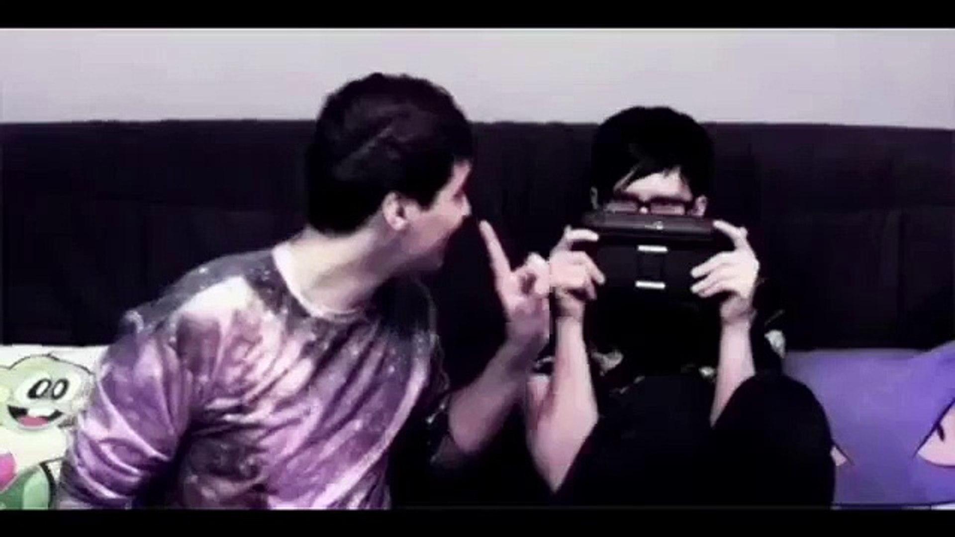 cute phan video