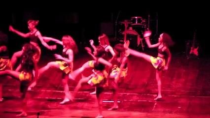 QMUL ACS 'CHARISMA': Samba dance