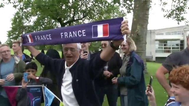 Rugby - CM - Bleus : Le XV de France prend ses marques