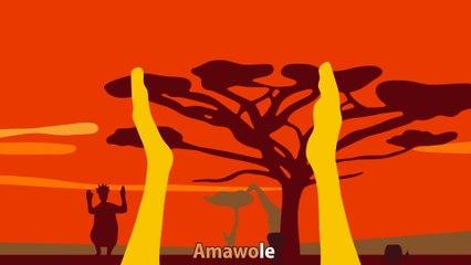 AMAWOLE, en lingala
