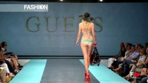 """Guess"" Beachwear at ""Mare D'Amare"" in Florence Spring Summer 2013 by FashionChannel"