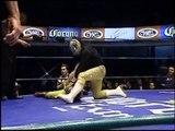 CMLL: Sagrado, Hijo del Fantasma, Astro Boy vs. Naitō, Sangre Azteca, Dragón Rojo Jr., 2010/01/10