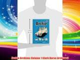Archie Archives Volume 1 (Dark Horse Archives) Download Free Book
