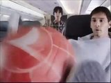 Turkish Airlines commercials featuring Kobe Bryant and Messi