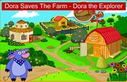 Dora Saves The Farm - Dora the Explorer play doh, play-doh, Play Doh Dora The Explorer, Play Doh
