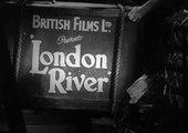 The River Thames / London River - 1940 Educational Documentary - Ella73TV
