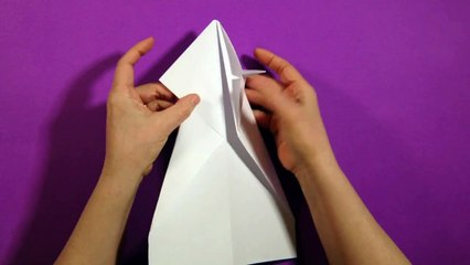 long distance paper airplane - 123Vid