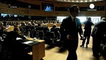 Riunione dei ministri dell'interno per dividersi l'accoglienza dei rifugiati. Profonde divisioni tra i paesi europei.