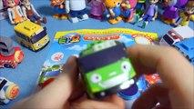 Tayo le peu de bus-timbre jouets les autres clés et ou robot kit de peinture jouet