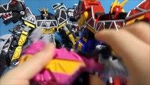 Power Rangers Dino Charge Super Sentai Kyoryuger son Dinosaures de la puissance de base de l'aéroport de Reno de thé noir Serrano marche sombre de la version Super le casino de Barcelone