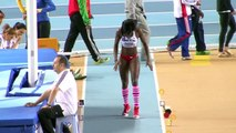 Yargelis Savigne 01, Cuban Triple Jumper got sand