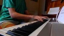 Michael McCann -- Icarus - Main Theme Deus Ex: Human Revolution (electro piano cover)