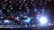America's Got Talent 2015 - 3 Shades of Blue Pop Rock Band Covers 21 Pilots - Fairly Local