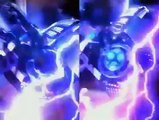 Power Rangers Wild Force vs Power Rangers Ninja Storm Transformation