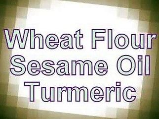 Skin Care Tips - Herbal Wheat Flour Facepack