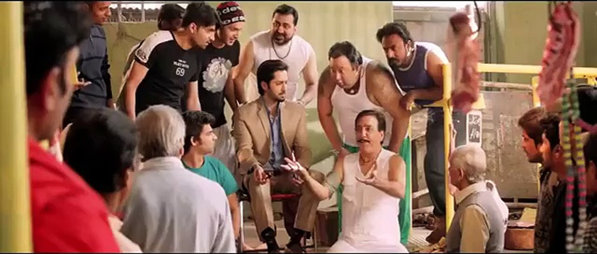 Wrong Number Movie Trailer Teaser - Pakistani Movie 2015 _ Tune.pk