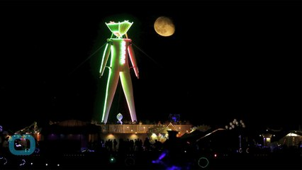 My Time at Burning Man - Susan Sarandon