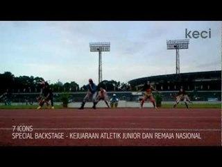 [SB] 7ICONS - Kejuaraan Nasional Atletik Junior dan Remaja Nasional 2012