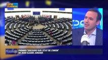 """Débriefing du premier """"discours sur l'état de l'Union"""" de Jean-Claude Juncker"""
