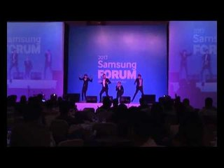 S4 - She is My Girl (Live Performance at Samsung Forum 2013)