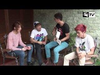 S4 TV Episode 07 (12.10.2013) | Best Boy Band Super Junior Wanna be