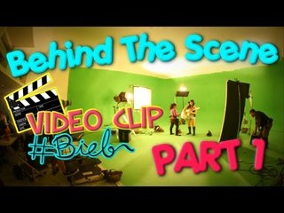 Behind The Scene BIEB Movie Video Eps1