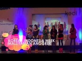 7 ICONS at Korea Indonesia Week - Playboy/Tahan Cinta