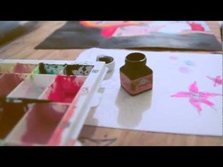 Gambar Selaw presents #DEAR LOVE Drawing Exhibition -- Live Drawing - Souvenirs.mp4