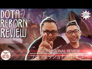 Review Dota2 Reborn for Professional 2015