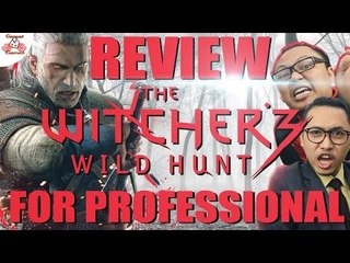 Review Witcher 3 For Professional