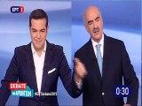 Debate Τσίπρα - Μεϊμαράκη / σκηνοθέτης