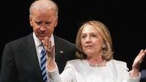 Is Joe Biden stealing Hillary Clinton's 2016 thunder?